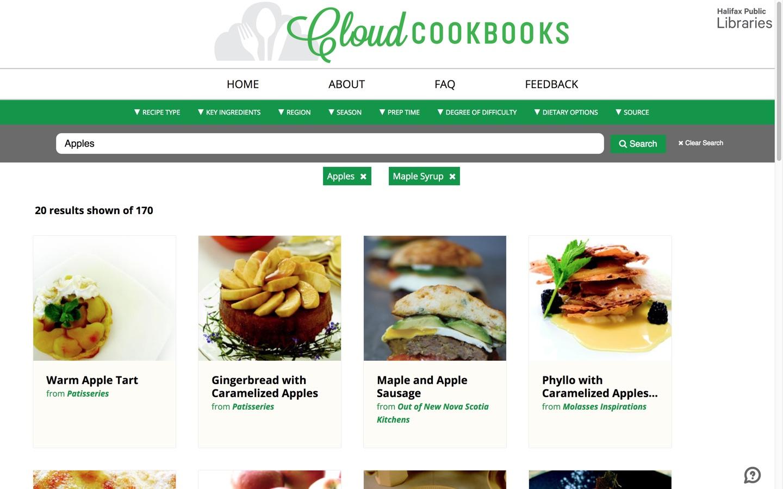 Cloud Cookbooks