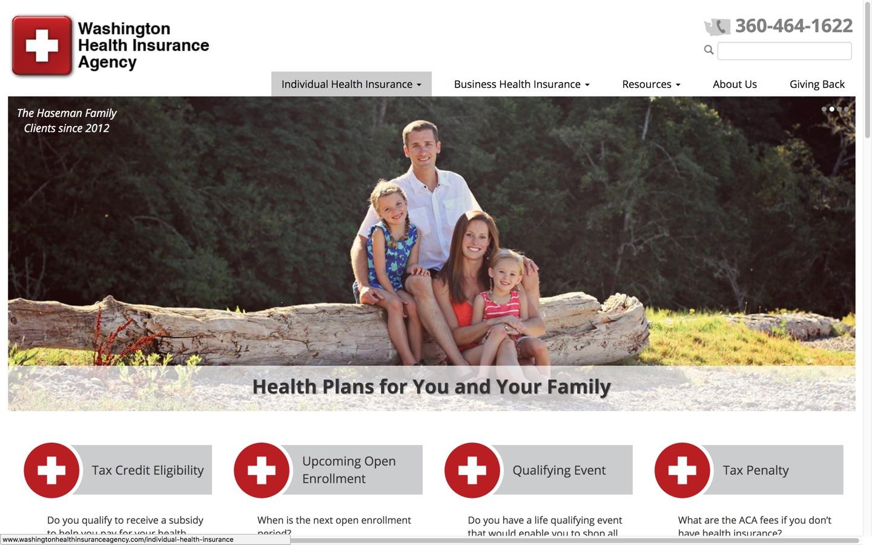 Washington Health Insurance Agency