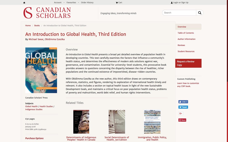 Canadian Scholars
